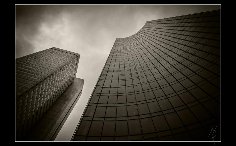 Frankfurter Bankenwelt